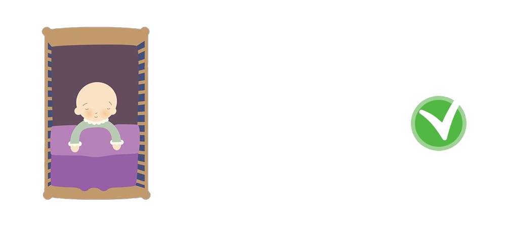 sleeping surface